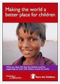 Charities to save children