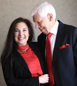 Dr. Rima Laibow and Gen. Bert Stubblebine