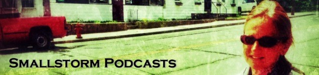 Smallstorm podcasts banner